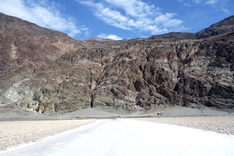 USA Death Valley Badwater