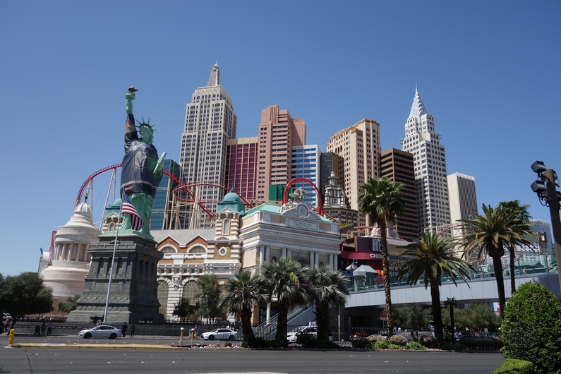 USA Las Vegas New York – New York