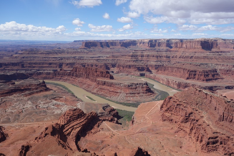 USA Dead Horse Point