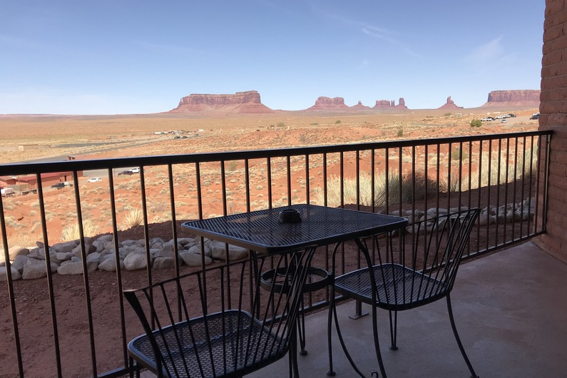 USA Monument Valley Goulding Lodge